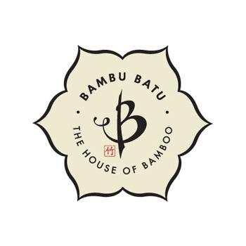 Bambu Batu logo by Purely Pacha