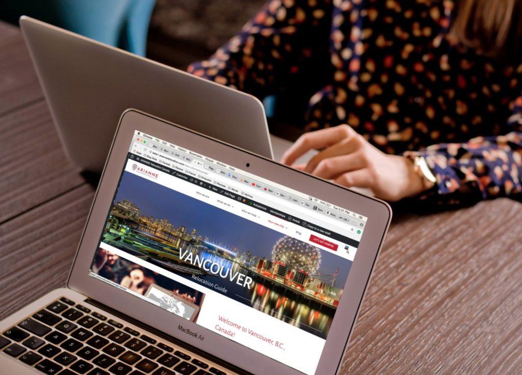 Arianne Website